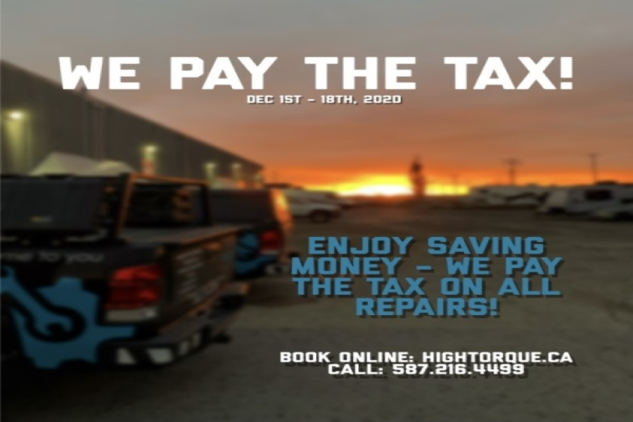 Save the Tax!